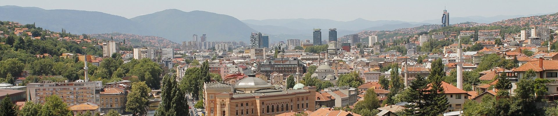 Karta Sarajeva